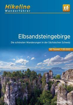 Wanderführer Elbsandsteingebirge von Esterbauer Verlag