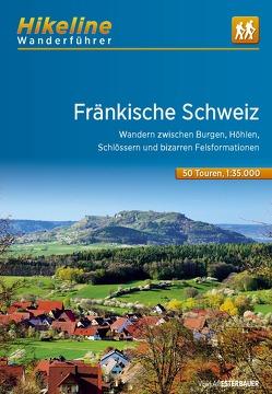 Wanderführer Fränkische Schweiz von Esterbauer Verlag