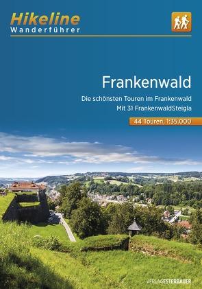 Wanderführer Frankenwald von Esterbauer Verlag
