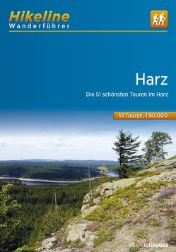 Wanderführer Harz von Esterbauer Verlag