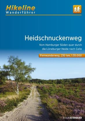 Wanderführer Heidschnuckenweg von Esterbauer Verlag
