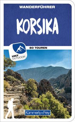 Wanderführer International Korsika von Mertz,  Peter