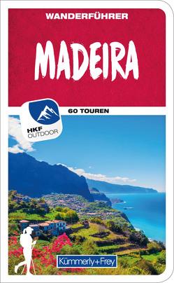 Wanderführer International Madeira von Mertz,  Peter