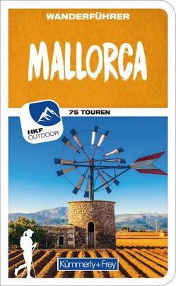 Mallorca Wanderführer von Heitzmann,  Wolfgang