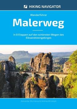 Wanderführer Malerweg von Blumenau,  Alexander