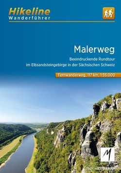 Wanderführer Malerweg von Esterbauer Verlag