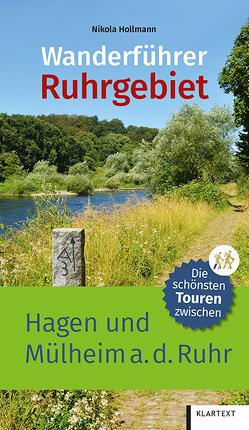 Wanderführer Ruhrgebiet 2 von Hollmann,  Nikola