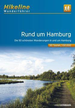 Wanderführer Rund um Hamburg von Esterbauer Verlag