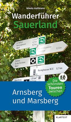 Wanderführer Sauerland 2 von Hollmann,  Nikola