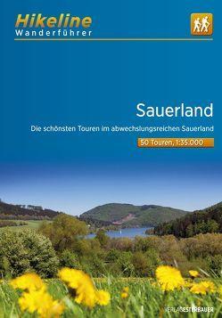 Wanderführer Sauerland von Esterbauer Verlag