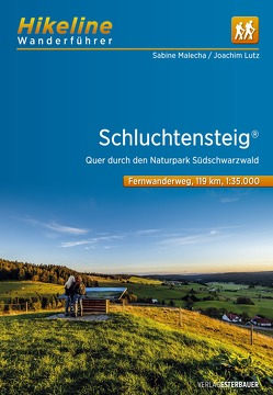 Wanderführer Schluchtensteig von Esterbauer Verlag