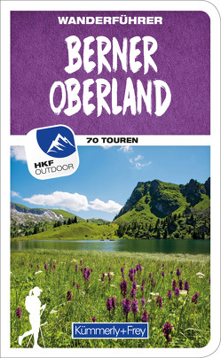 Wanderführer Schweiz Berner Oberland von Heintzmann,  Wolfgang