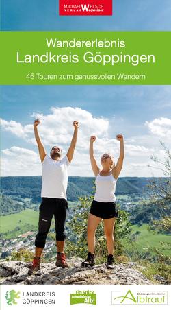 "Wanderführer ""Wandererlebnis Landkreis Göppingen"""