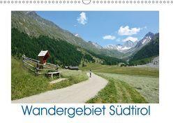 Wandergebiet Südtirol (Wandkalender 2019 DIN A3 quer) von Prediger,  Klaus, Prediger,  Rosemarie