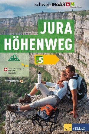 Wanderland Schweiz Bd. 5 – Jura-Höhenweg von Wunderlin,  Dominik
