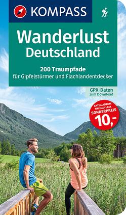 Wanderlust Deutschland von KOMPASS-Karten GmbH