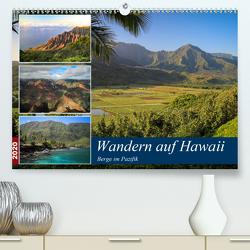 Wandern auf Hawaii – Berge im Pazifik (Premium, hochwertiger DIN A2 Wandkalender 2020, Kunstdruck in Hochglanz) von Krauss,  Florian