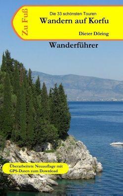 Wandern auf Korfu von Döring,  Dieter