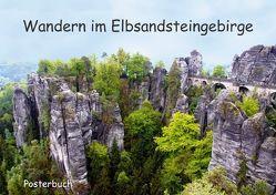 Wandern im Elbsandsteingebirge (Posterbuch DIN A3 quer) von Rix,  Veronika