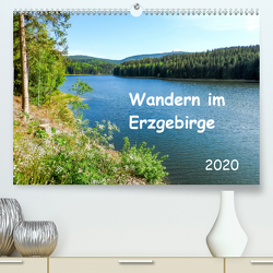 Wandern im Erzgebirge (Premium, hochwertiger DIN A2 Wandkalender 2020, Kunstdruck in Hochglanz) von Vogel,  Carmen