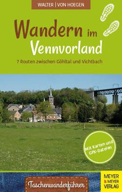 Wandern im Vennvorland von von Hoegen,  Rainer, Walter,  Roland