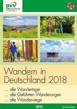 Wandern in Deutschland 2018 von Deutscher Volkssportverband e.V.