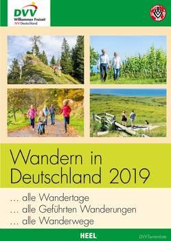Wandern in Deutschland 2019 von Deutscher Volkssportverband e.V.