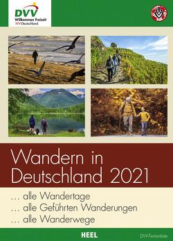 Wandern in Deutschland 2021 von Deutscher Volkssportverband e.V.