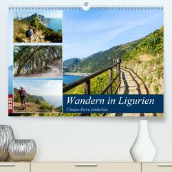 Wandern in Ligurien (Premium, hochwertiger DIN A2 Wandkalender 2020, Kunstdruck in Hochglanz) von Prediger,  Klaus, Prediger,  Rosemarie