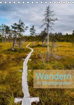 Wandern – In Skandinavien (Tischkalender 2019 DIN A5 hoch) von Dietz,  Rolf