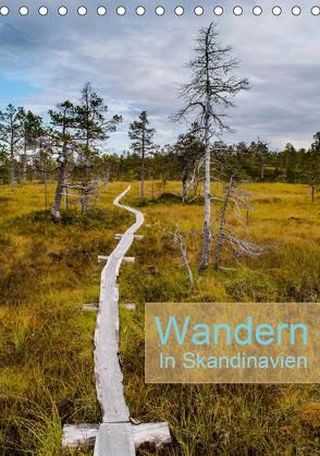 Wandern – In Skandinavien (Tischkalender 2020 DIN A5 hoch) von Dietz,  Rolf