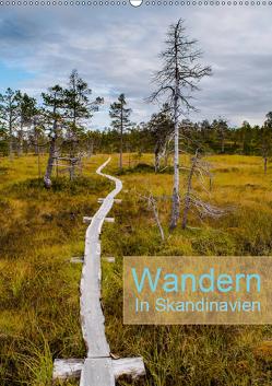 Wandern – In Skandinavien (Wandkalender 2019 DIN A2 hoch) von Dietz,  Rolf