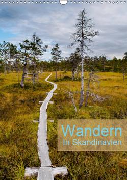 Wandern – In Skandinavien (Wandkalender 2019 DIN A3 hoch) von Dietz,  Rolf