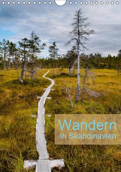 Wandern – In Skandinavien (Wandkalender 2019 DIN A4 hoch) von Dietz,  Rolf