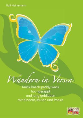 Wandern in Versen von Heinemann,  Rolf