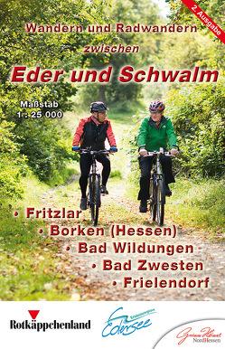 Wandern und Radwandern zwischen Eder und Schwalm