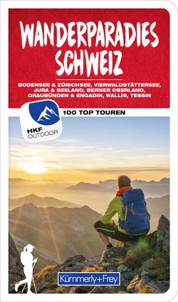 Wanderparadies Schweiz Wanderführer
