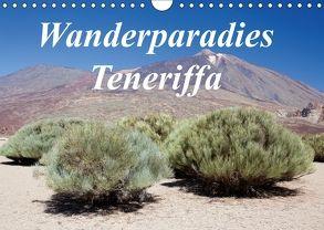 Wanderparadies Teneriffa (Wandkalender 2018 DIN A4 quer) von Stern,  Angelika