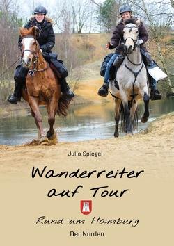 Wanderreiter auf Tour von Spiegel,  Julia