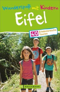 Wanderspaß mit Kindern Eifel von Parschau,  Sabine