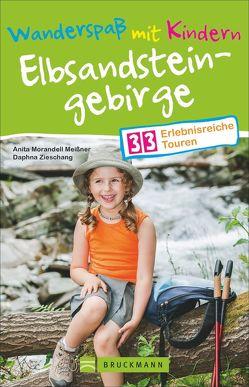 Wanderspaß mit Kindern Elbsandsteingebirge von Daphna Zieschang,  Anita Morandell-Meißner und