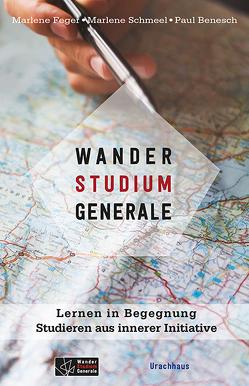 WanderStudiumGenerale von Benesch,  Paul, Feger,  Marlene, Schmeel,  Marlene