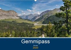 Wanderung über den Gemmipass (Wandkalender 2020 DIN A2 quer) von photography,  IAM