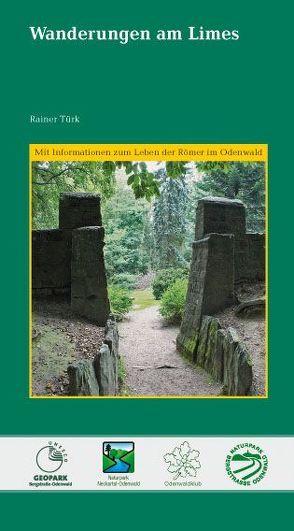 Wanderungen am Limes von Brunnengräber,  Hubert, Türk,  Rainer