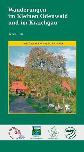 Wanderungen im Kleinen Odenwald und im Kraichgau von Türk,  Rainer