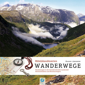 Wanderwege Mittelskandinavien von Ahonen,  Harri, Michler-Janhunen,  Anke