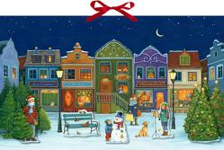 Wandkalender – Adventszeit ist die schönste Zeit von Wissmann-Pavlov,  Maria
