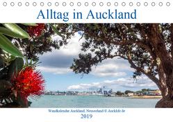 Wandkalender Auckland 2019 DIN A4 Quer (Tischkalender 2019 DIN A5 quer) von by Daniel Eisenhut,  Aucklife