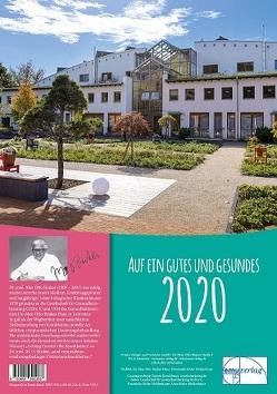"Wandkalender ""Bruker-Haus"" 2020"