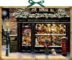 Wandkalender – Christmas Imaginarium von Ince,  Russell